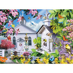 Time for Church 1000pc Puzzle