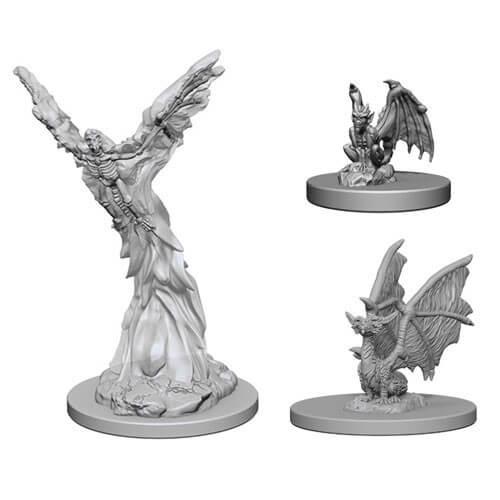 Dungeons & Dragons Nolzur`s Marvelous Unpainted Miniatures: Familiars
