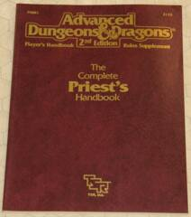 The Complete Priest's Handbook