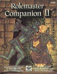 Rolemaster Companion 2