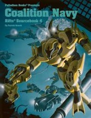 Rifts - Coalition Navy