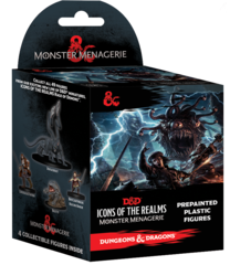 Dungeons & Dragons Icons of the Realms Monster Menagerie Booster Pack