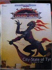 AD&D Dark Sun: City-State of Tyr