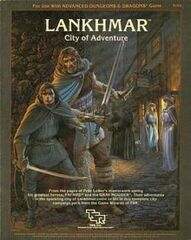 AD&D: Lankhmar, City of Adventure