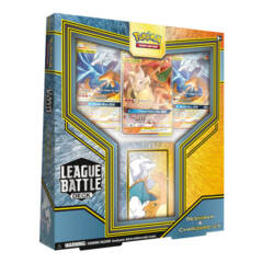 Pokemon - League Battle Deck - Reshiram & Charizard-GX