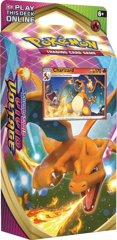 Pokemon Vivid Voltage Theme Deck (Charizard)