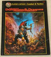 AD&D 2nd Edition PLAYER'S OPTION: COMBAT AND TACTICS