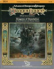 AD&D: Dragonlance - Dragons of Desolation
