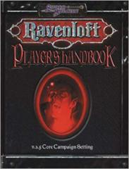 Ravenloft: Player's Handbook (v 3.5 Core Campaign Setting)