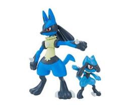 Riolu & Lucario Pokemon, Bandai Spirits Pokemon Model Kit