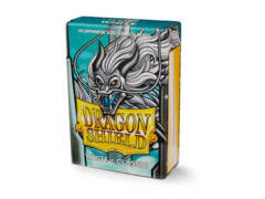 Dragon Shield 60ct Japanese Matte White Card Sleeves