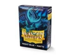 Dragon Shield: Night Blue Matte Japanese (60ct)