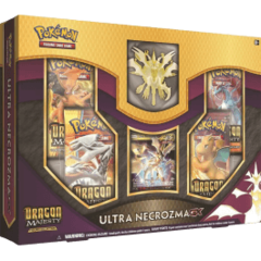 Pokemon: Dragon Majesty Ultra Necrozma-GX Figure Collection