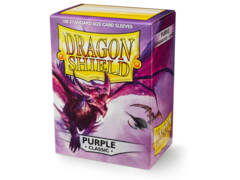 Dragon Shield: Standard Sleeves - Purple Classic (100ct)