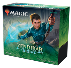 Magic the Gathering - Zendikar Rising Bundle