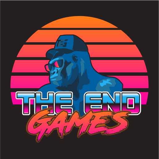 The End Games T-Shirt Small