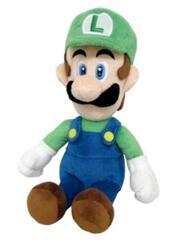 Little Buddy Super Mario All Star Collection Luigi Plush, 10
