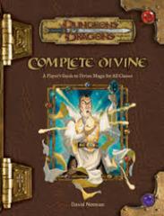 D&D 3.5 - Complete Divine
