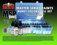 09966 - Reaper Master Series Paints: Bones Ultra-Coverage Set #1
