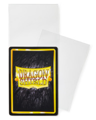 Dragon Shield: Perfect Fit - Clear (100 ct)