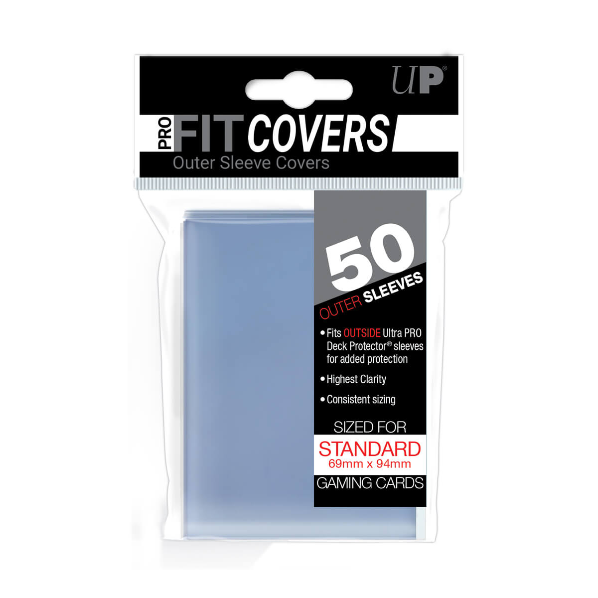 Ultra Pro Deck Protector Sleeve Covers Regular Size (50Ct)
