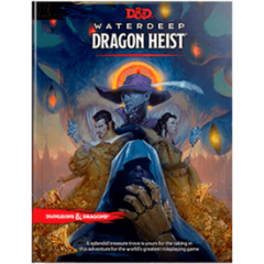D&D 5e Adventure- Waterdeep Dragon Heist