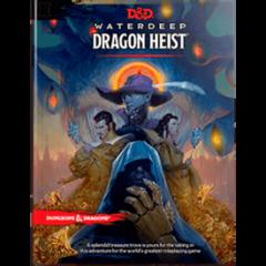 D&D 5e Adventure- Waterdeep Dragon Heist