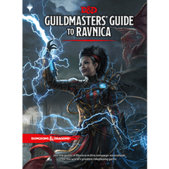 D&D 5e Guildmasters' Guide to Ravnica