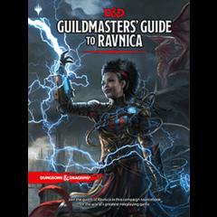 D&D 5e Guildmasters' Guide to Ravnica