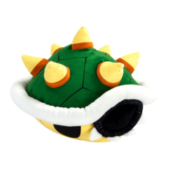 TOMY Club Mocchi-Mocchi - Nintendo - Super Mario - Bowser Shell Mega Cushion Plush