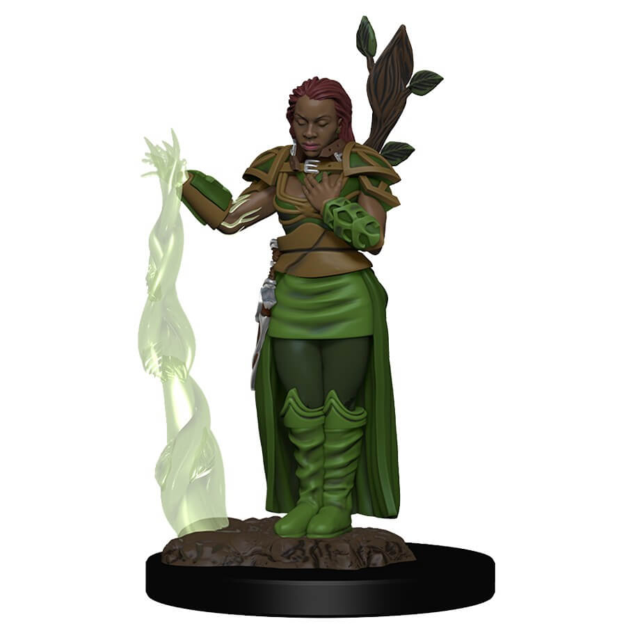 Dungeons & Dragons Icons of the Realms: Premium: Human Female Druid