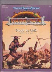 AD&D Dark Sun: Road to Urik
