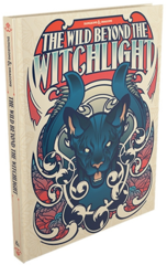 D&D RPG The Wild Beyond the Witchlight - A Feywild Adventure (HC Alt Cover)