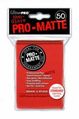 Ultra Pro Standard Sleeves - Matte Peach (50ct)