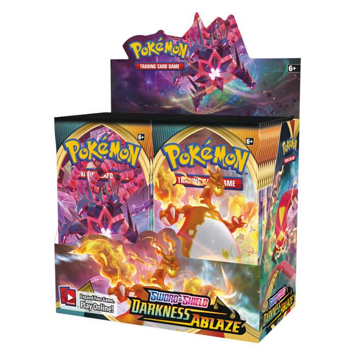 Pokemon - Sword & Shield: Darkness Ablaze Booster Box