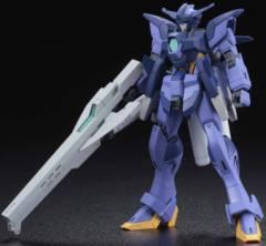 Impulse Gundam Arc - Emilia's Mobile Suit