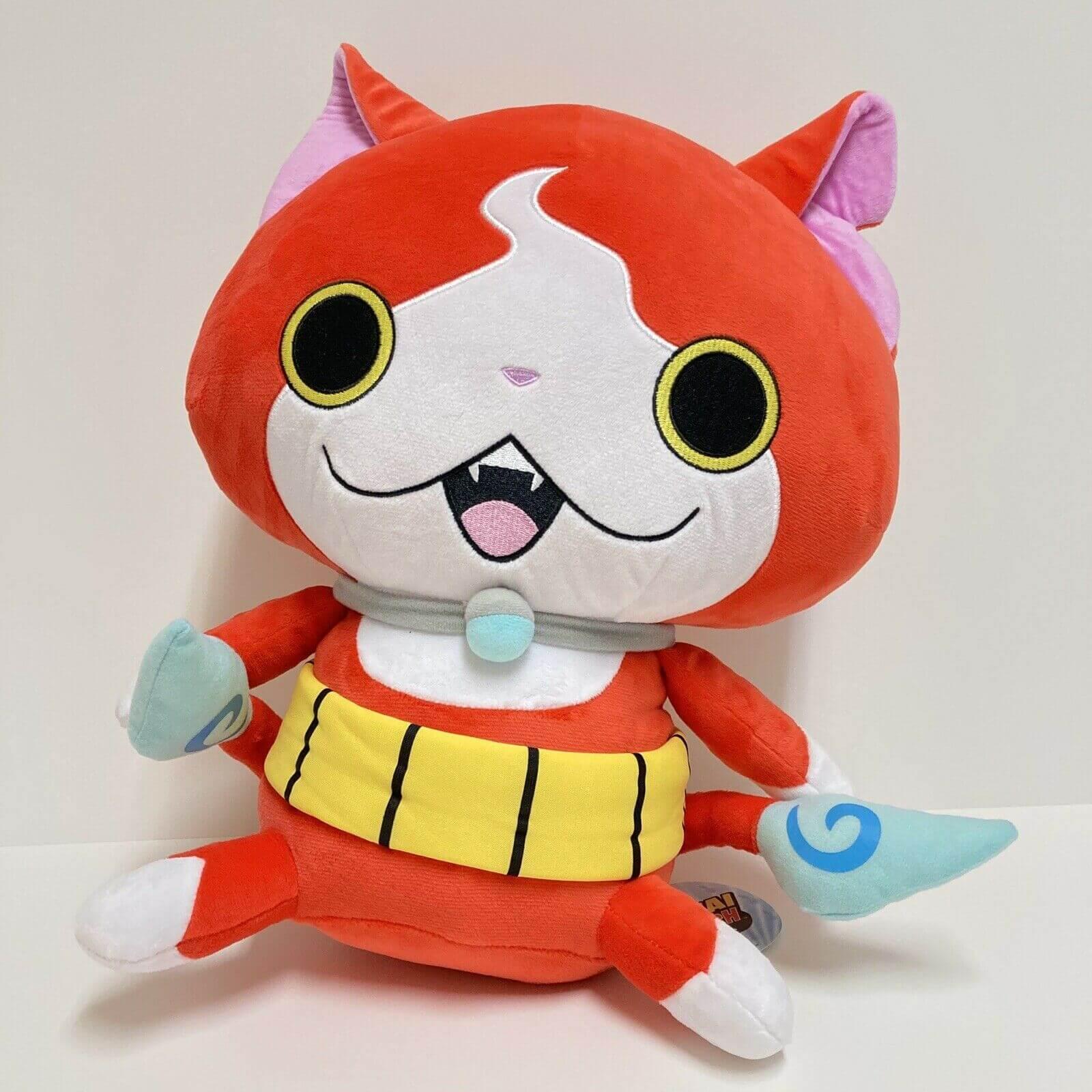 Jibanyan Yo-Kai Watch Plushie
