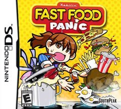 DS Game: Fast Food Panic