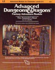 AD&D Module - L2 - The Assassin's Knot