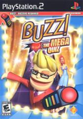 PS2: Buzz The Mega Quiz and Buzzers