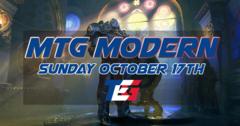 Modern Tournament - Sunday October 17th