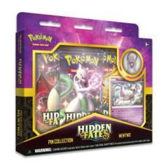 Pokémon Hidden Fates Pin Collection: Mewtwo