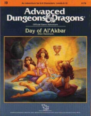 AD&D: Day of Al'Akbar