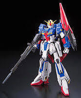 RG 1/144 Z Gundam