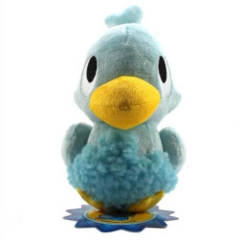 Pokemon Center Black and White Pokedoll Ducklett / Koaruhie Plush, 6