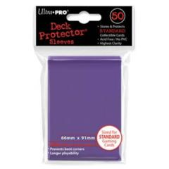 Ultra Pro: Standard Sleeves - Purple (50ct)