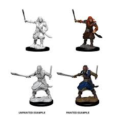 Dungeons & Dragons Nolzur`s Marvelous Unpainted Miniatures: Bandits
