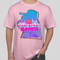 The End Games 2020 T-Shirt - Pink Medium