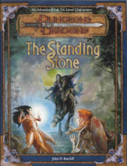 D&D 3.0 Module - The Standing Stone
