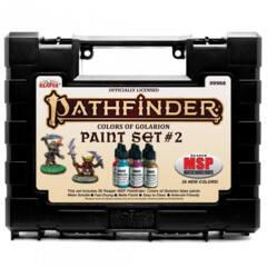 09968 - Reaper Pathfinder Colors of Golarion Paint Set #2